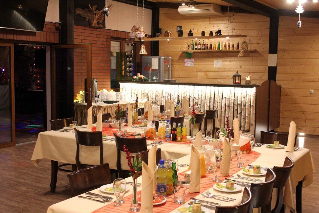 Restauracja Villa Skomanda