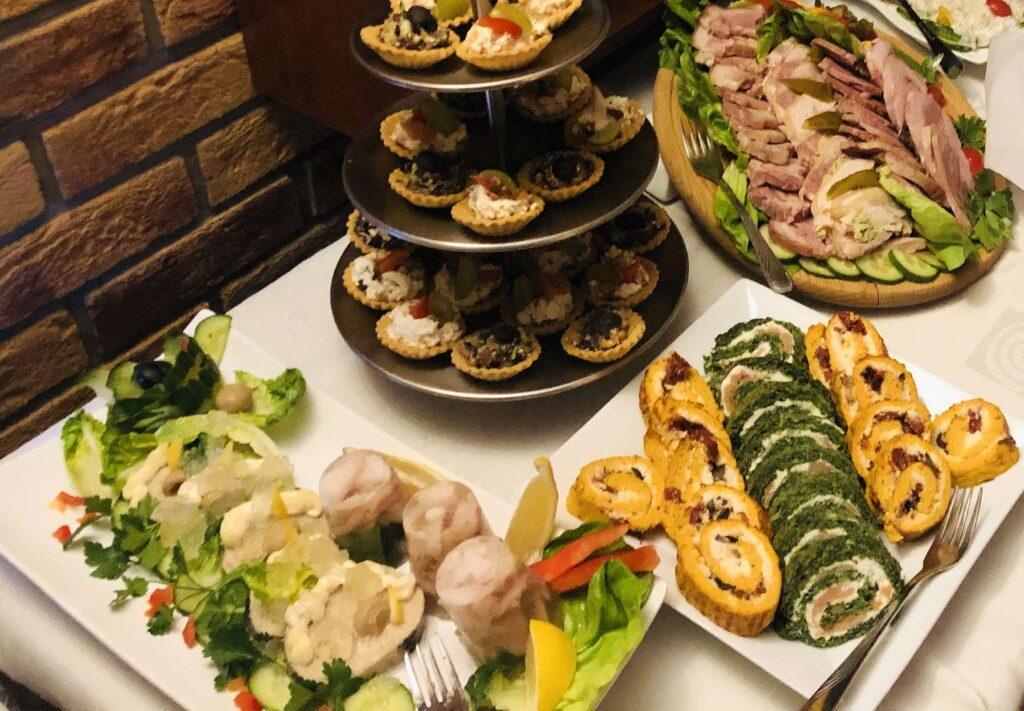 Catering Wielkanocny Villa Skomanda