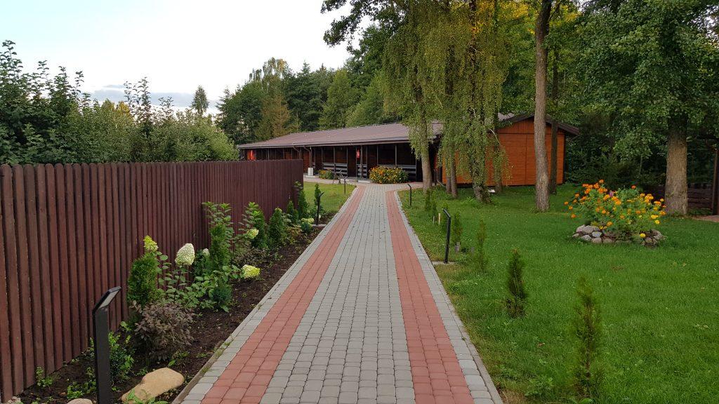 Bungalow Villa Skomanda w Augustowie