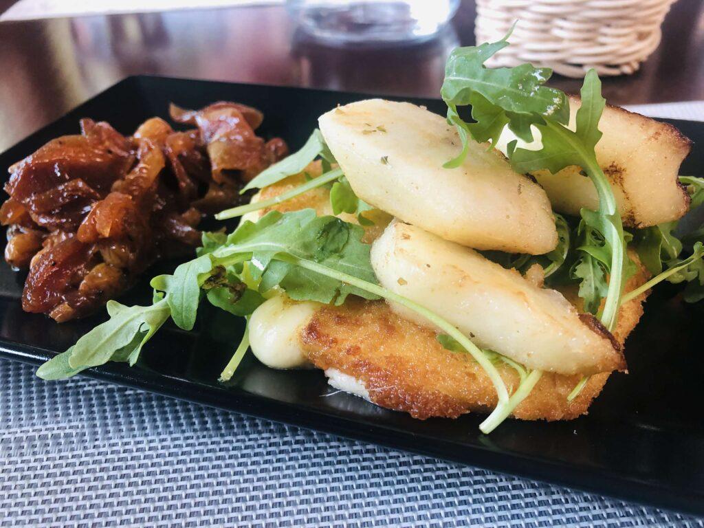 Restauracja Villa Skomanda menu ser koryciński