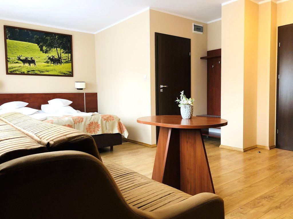 Villa Skomanda hotel w Augustowie wakacje 2021