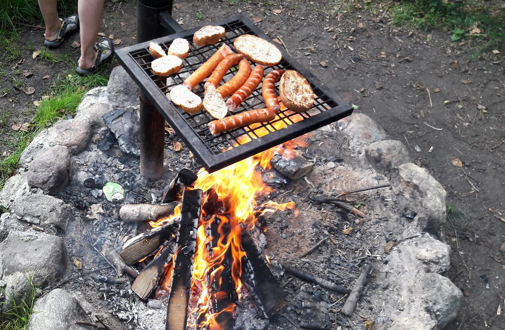 Restauracja Villa Skomanda w Augustowie, biesiady grill catering