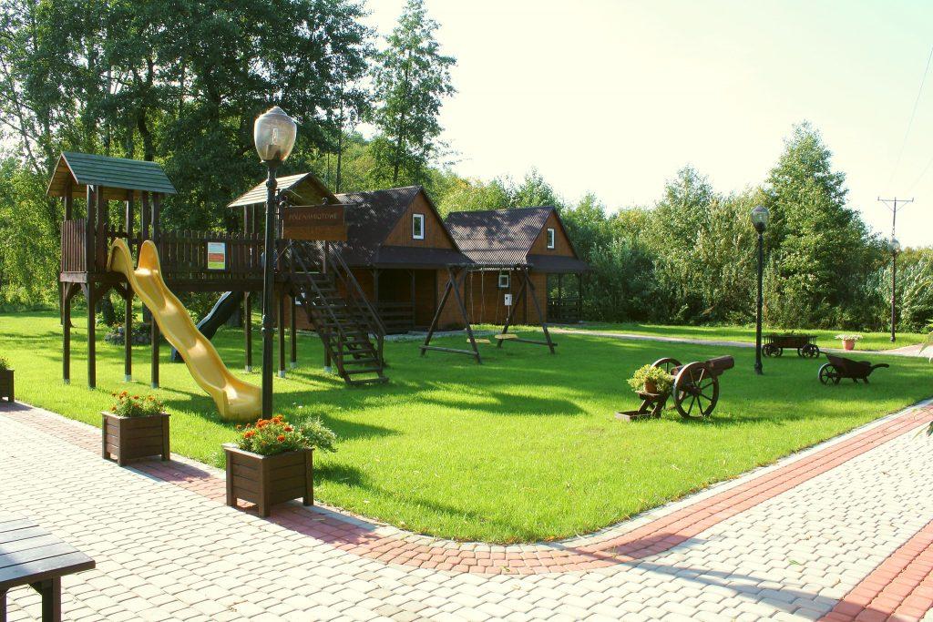 Domki letniskowe Villa Skomanda w Augustowie