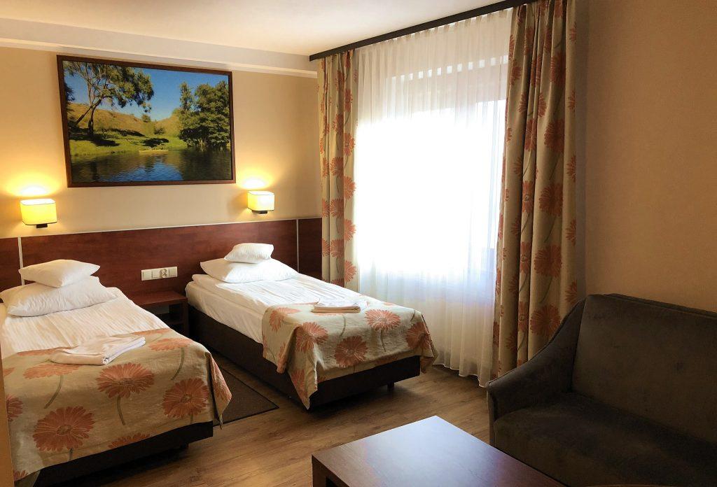 Pokój Villa Skomanda w Augustowie
