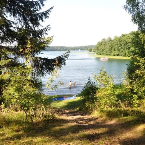 Weekend Boże Ciało nad jeziorami
