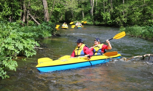 Aktywuj się w weekend – Dolina Rospudy
